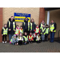 kerb craft - learning to cross the road safely