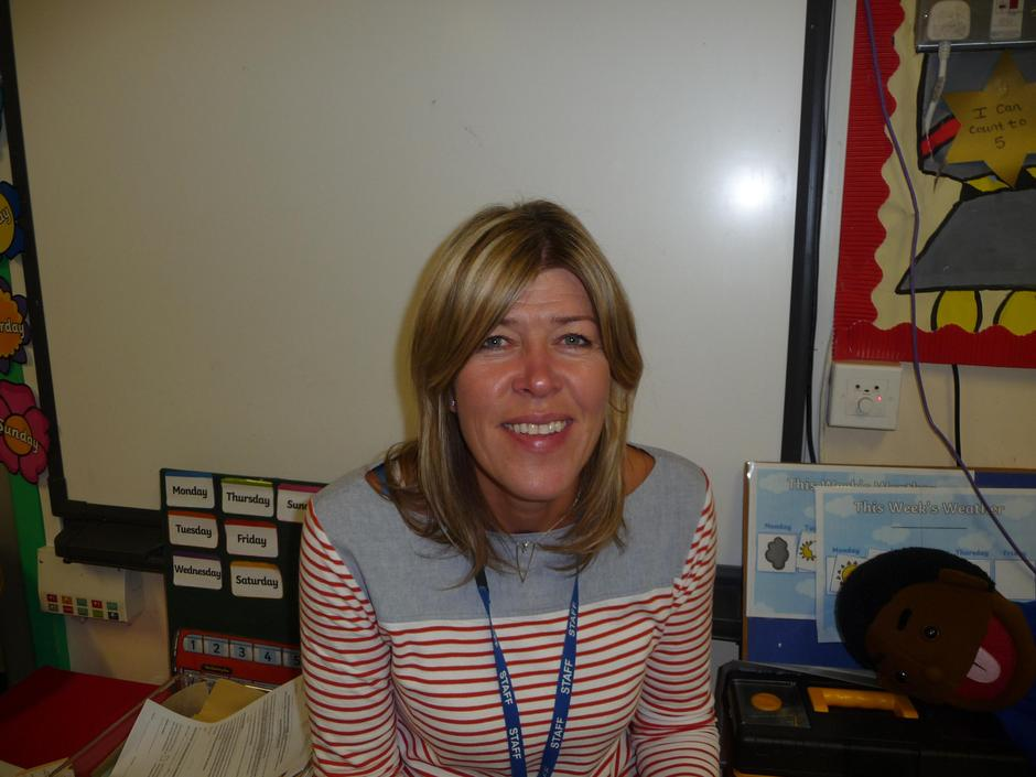 Mrs Insole - Teaching Assistant