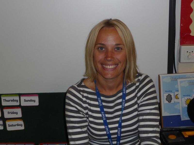 Mrs Winstanley - Class Teacher