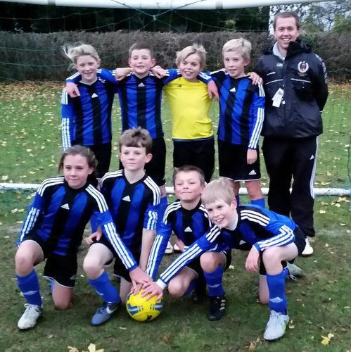 Football Team unbeaten this season
