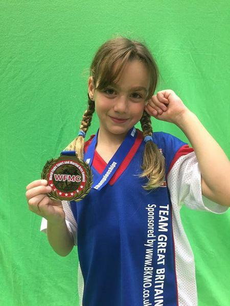 World Kickboxing Champion