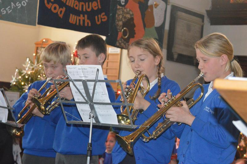 Brass at the Christmas Tree Festival