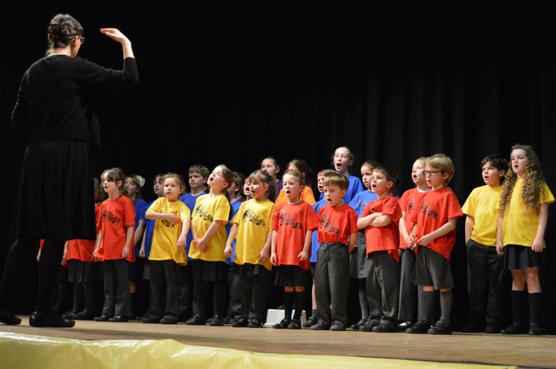 Concert at Digby Hall