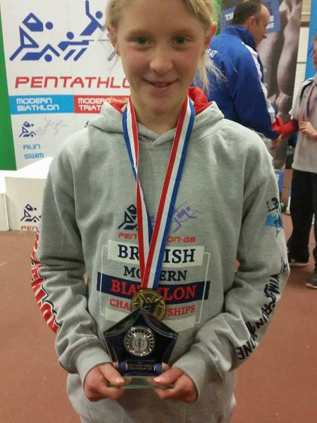 5th in GB Biathlon Championships