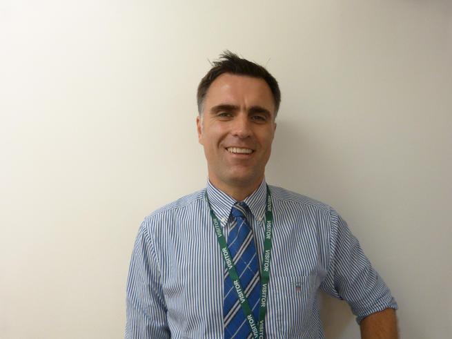 Mr Lilley - Sorrel (Year 6 & UKS2 Phase Leader)