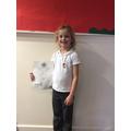 Primary Award Merit for ballet