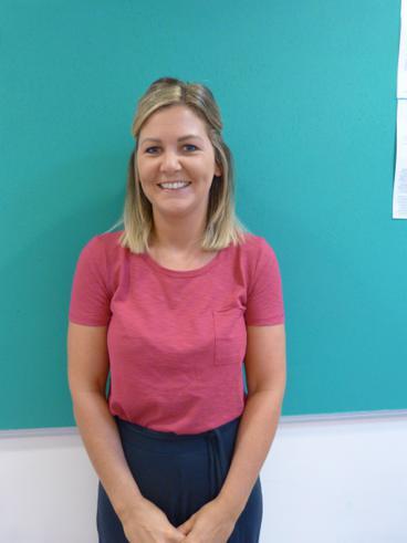 Kathryn Stacey - Nursery Nurse