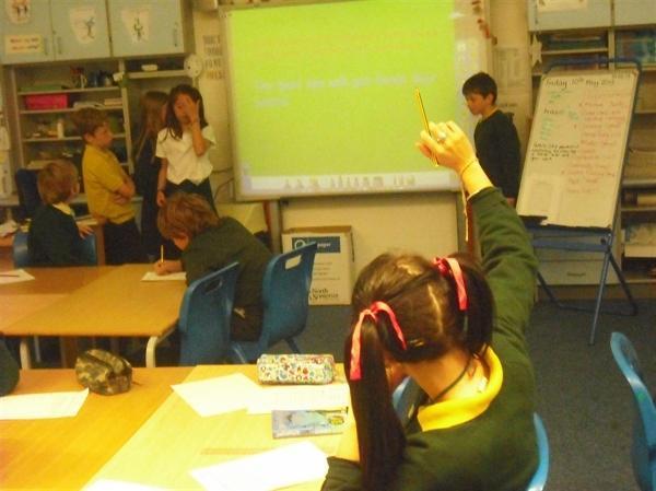 Teachers as Pupils and Pupils as Teachers