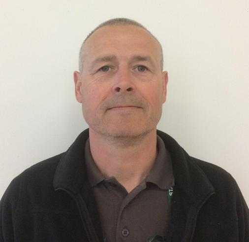 Paul Johnstone - Site Manager
