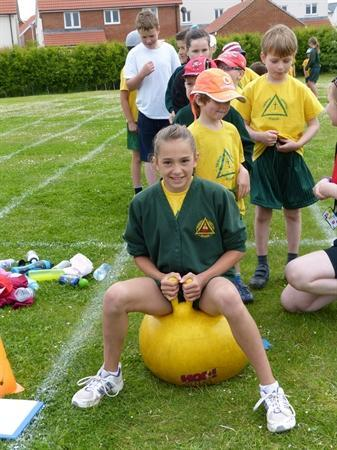 The Space Hopper Event!