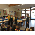 Acting out the Easter story