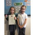 Primary award Merits for ballet