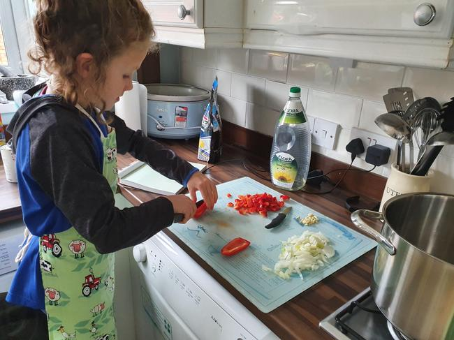 EB Measuring, Maths and cooking