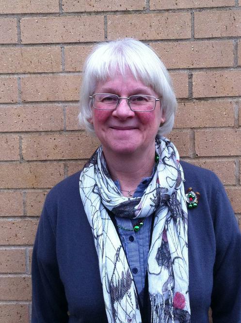 Mrs Hoskins - TA