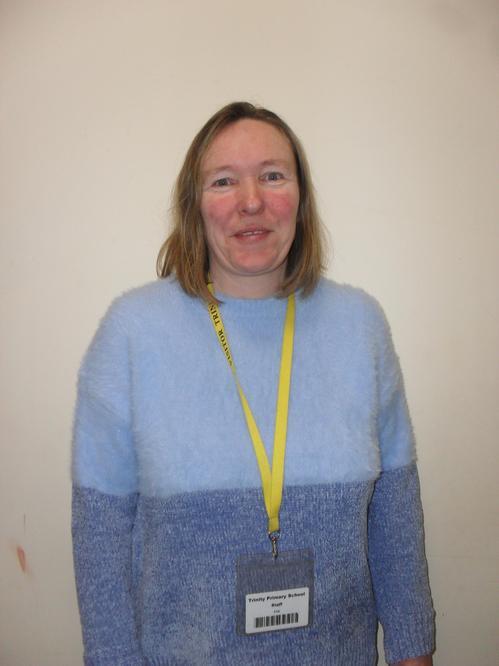 Mrs D Newall - Lunchtime Supervisor