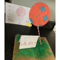 Emily has been very creative and wants you to visit planet Interi.