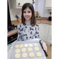 Isla baking