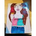 Layla's art work
