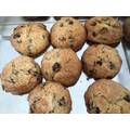 Florence has made these tasty space rock cakes.