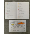 Emily's geography work
