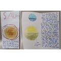 Luke studied Saturn
