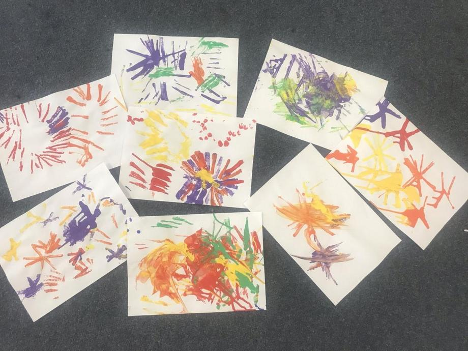 Our firework prints
