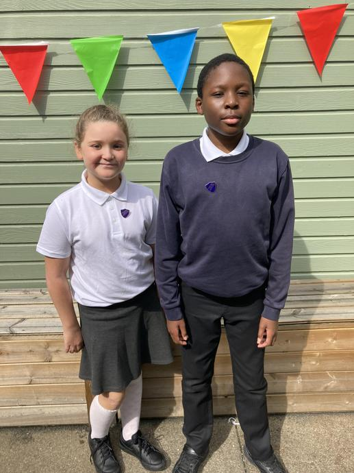 Rowling House Captains