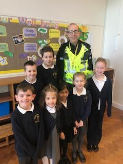 Mr Freeman the Police Officer