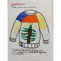 Year 6 To design and describe a Christmas jumper