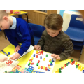Numicon patterns