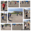 Tennis has become one of our new favourite sports!
