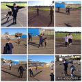 We have been improving our Hand-Eye coordination