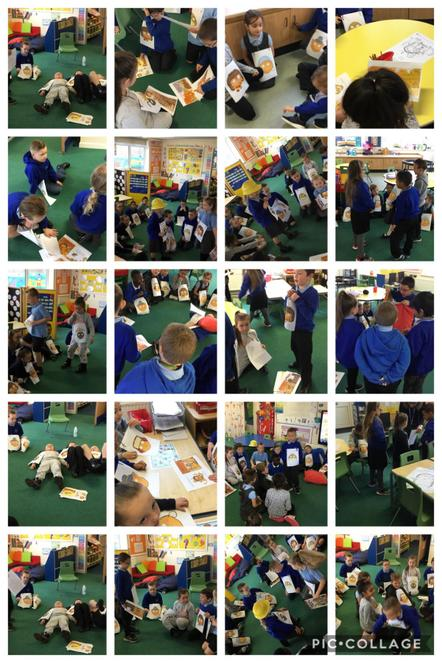 Role play story sequencing