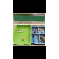 Do our floating and sinking experiment at home!