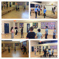 Volleyball in after school sports club