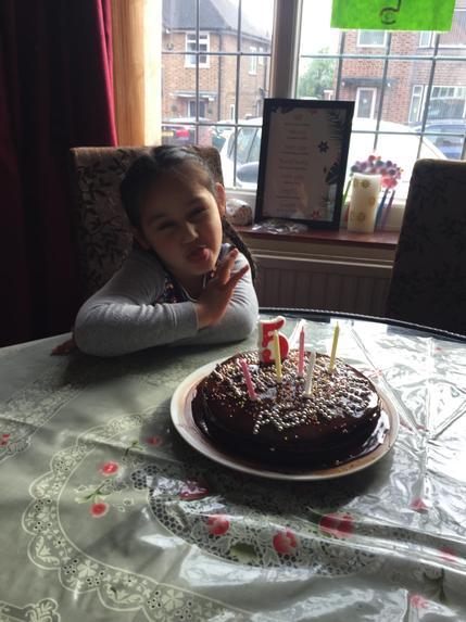 A big happy Birthday for Agamjot last week
