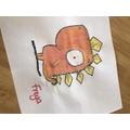 Freya's super art