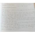 Megan's subordinate conjunction work