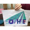 Sophie Martin's art