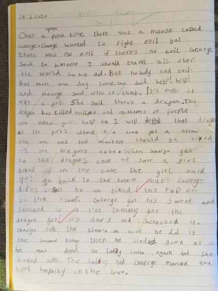 Lovely writing from Kiranjot