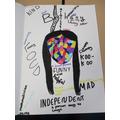 Bethany's 'Wonder' Art