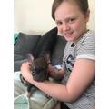 Bethany's got a new friend - Ledley