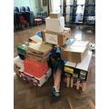 Box model pyramid!