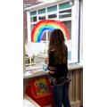 Stay safe rainbow.