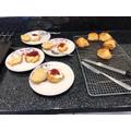 Bethany's scrumptious scones!