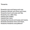 Fireworks By Ava A