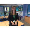 Mrs May - Teaching assistant in Ash Class.