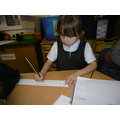 We have been practising writing numbers to 10.