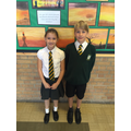 Hetty & Will, Kibbear House Captains