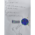Riley's peace poem